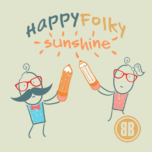 HAPPY FOLKY SUNSHINE