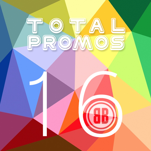 TOTAL PROMOS 16